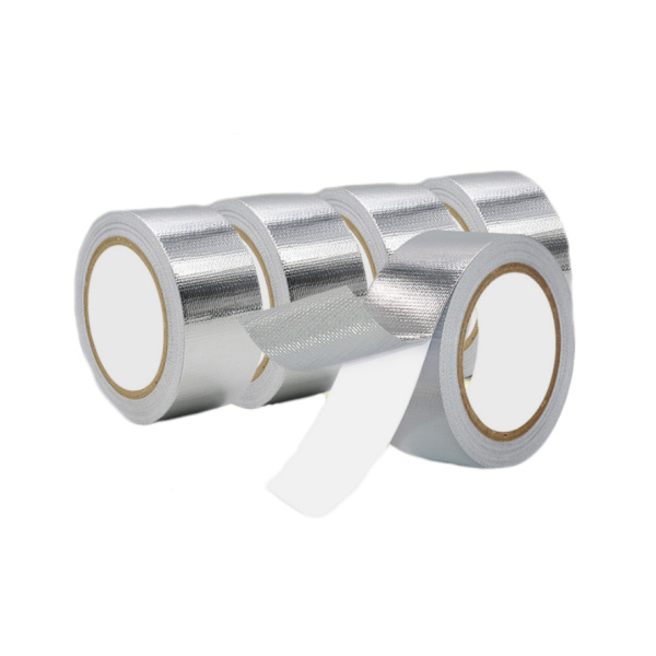 Aluminum Foil Fiberglass Cloth Tape